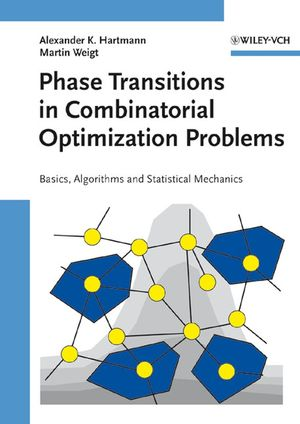 Phase Transitions in Combinatorial Optimization Problems: Basics, Algorithms and Statistical Mechanics (3527606866) cover image