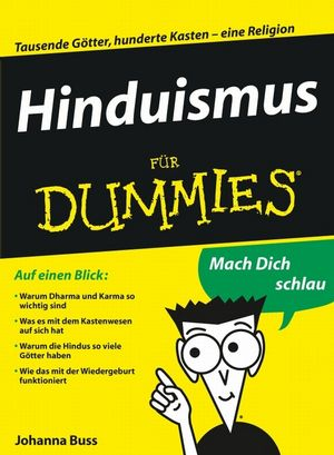 Hinduismus für Dummies (3527642366) cover image