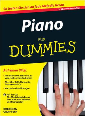 Piano f�r Dummies, 3. Auflage