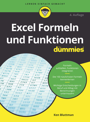 Excel Formeln und Funktionen für Dummies, 4. Auflage