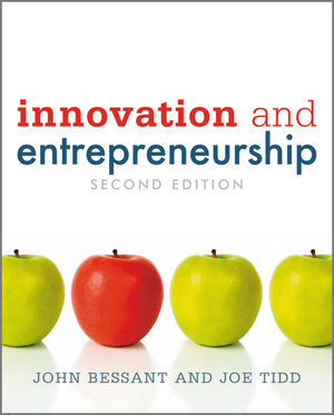 Innovation and Entrepreneurship, 2nd Edition (EHEP002166) cover image