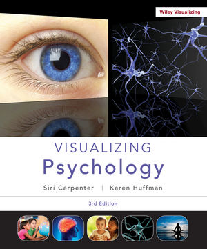 Visualizing Psychology, 3rd Edition (EHEP002466) cover image