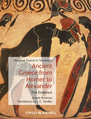 Ancient Greece from Homer to Alexander - The Evidence (EHEP002666) cover image