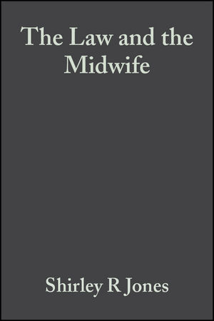 The Law and the Midwife, 2nd Edition (EHEP002766) cover image