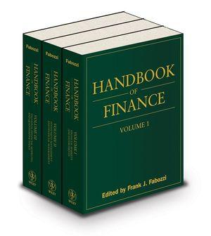Handbook of Finance