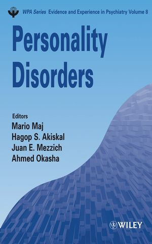 Personality Disorders (0470090367) cover image