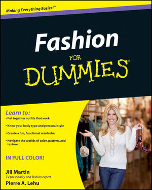 Fashion For Dummies (0470539267) cover image