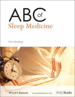 ABC of Sleep Medicine (0470659467) cover image