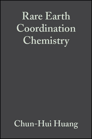 Rare Earth Coordination Chemistry: Fundamentals and Applications