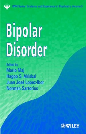 Bipolar Disorder, Volume 5 (0470851767) cover image