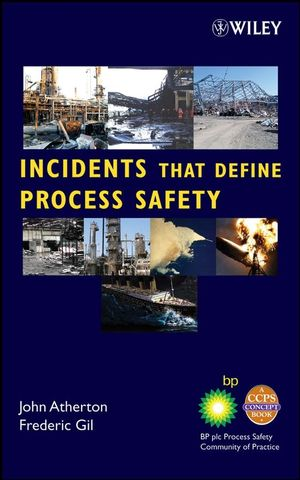 Incidents That Define Process Safety (0470925167) cover image