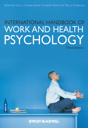 International Handbook of Work and Health Psychology, 3rd Edition