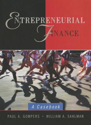 Entrepreneurial <span class='search-highlight'>Finance</span>: A Casebook