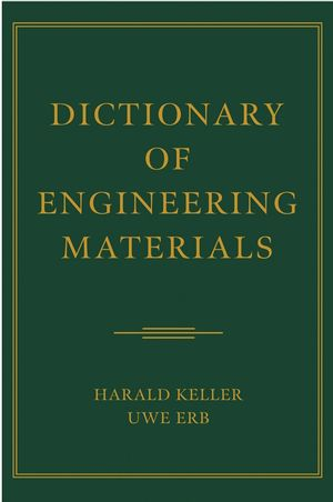 Dictionary of Engineering Materials