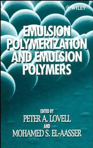 Emulsion Polymerization and Emulsion Polymers (0471967467) cover image