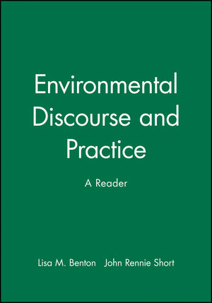 Environmental Discourse and Practice: A Reader (0631216367) cover image
