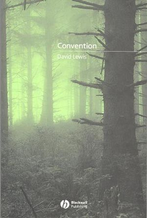 Convention: A Philosophical Study (0631232567) cover image