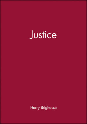 Justice (0745625967) cover image