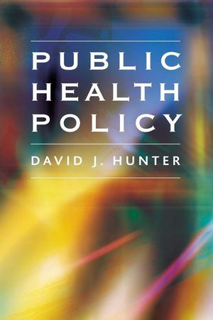 Public Health Policy (0745626467) cover image