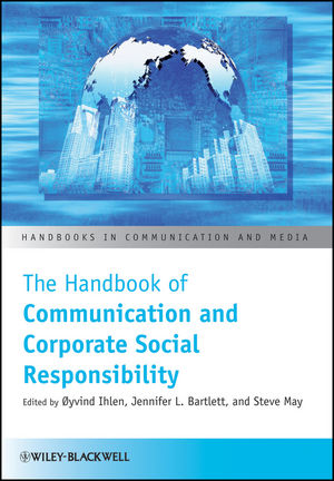 The Handbook of Communication and Corporate Social Responsibility (1118078667) cover image