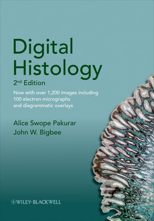 Digital Histology: An Interactive CD Atlas with Review Text, 2nd Edition (1118211367) cover image