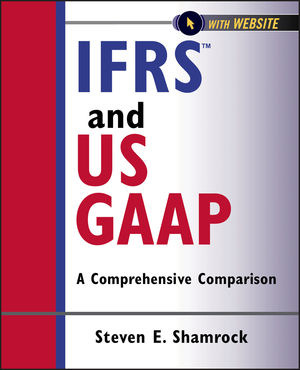 IFRS and US GAAP: A Comprehensive Comparison (1118239067) cover image