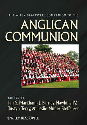 The Wiley-Blackwell Companion to the Anglican Communion (1118320867) cover image