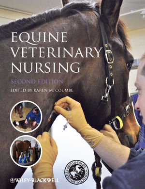 Equine Veterinary Nursing, 2nd Edition (1118336267) cover image