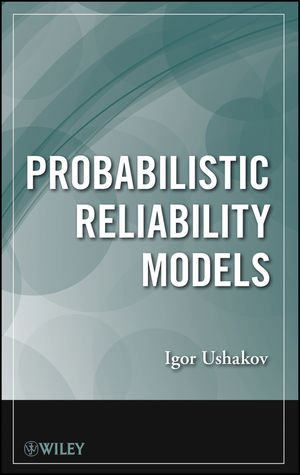 Probabilistic Reliability Models (1118370767) cover image