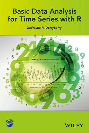 Basic Data Analysis for Time Series with R (1118593367) cover image