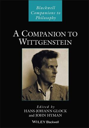 Book Cover for A Companion to Wittgenstein