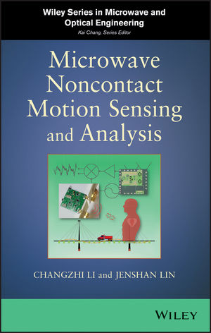 Microwave Noncontact Motion Sensing and Analysis (1118742567) cover image