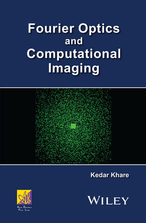 Fourier Optics and Computational Imaging (1118900367) cover image