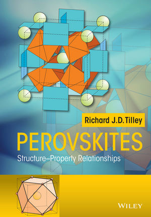 Perovskites: Structure-Property Relationships (1118935667) cover image