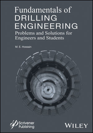 Fundamentals of Drilling Engineering: MCQs and Workout Examples for Beginners and Engineers (1119083567) cover image