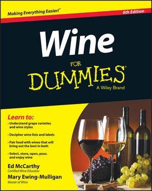 Wine For Dummies, 6th Edition