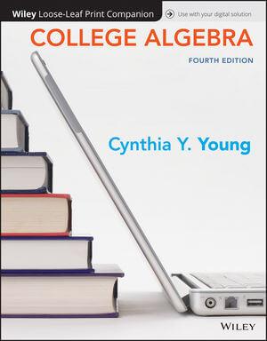 College Algebra, 4th Edition