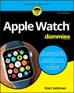 Apple Watch For Dummies, 3rd Edition