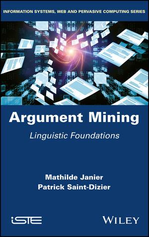Argument Mining: Linguistic Foundations