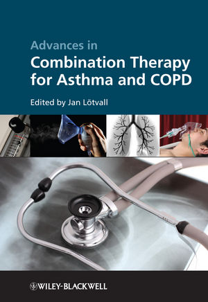 Advances in Combination Therapy for Asthma and COPD (1119978467) cover image