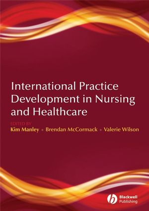 International Practice Development in Nursing and Healthcare (1405156767) cover image