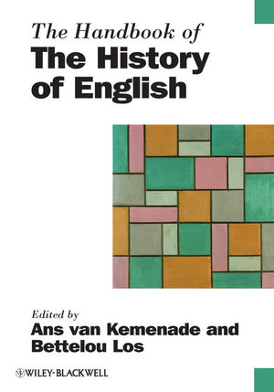 The Handbook of the History of English (1405187867) cover image