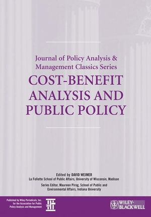 Cost-Benefit Analysis and Public Policy (1405190167) cover image