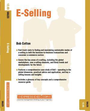 E-Selling: Sales 12.3