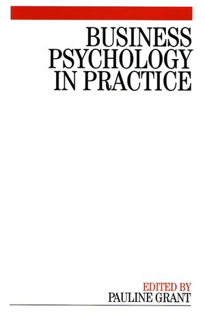Business Psychology in Practice (1861564767) cover image