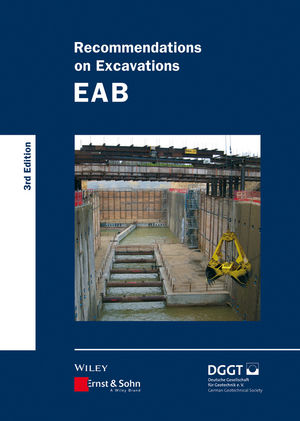Recommendations on Excavations, 3rd Edition