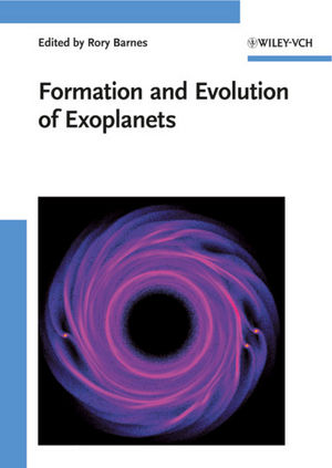 Formation and Evolution of Exoplanets (3527408967) cover image