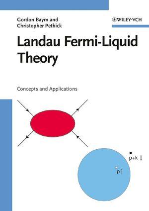 Landau Fermi-Liquid Theory: Concepts and Applications