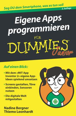 Eigene Apps programmieren für Dummies Junior, 2. Auflage
