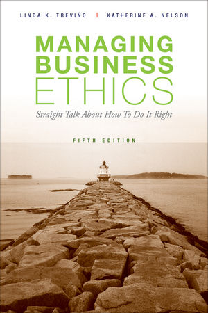 Managing Business Ethics: Straight Talk about How to Do It Right, 5th Edition (EHEP001767) cover image